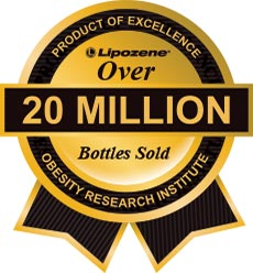 Lipozene Has Sold 20 Million Bottles